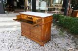 72-27 - Walnut Secretaire