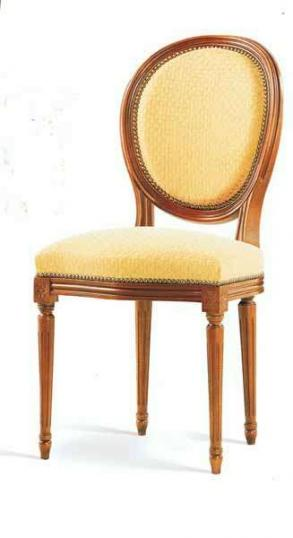 Directoire Spoon-back Chair
