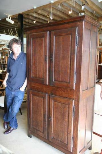 81-74 - French 18th Century Cupboard