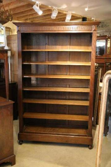 72-71 - French 19th Century Bookcase
