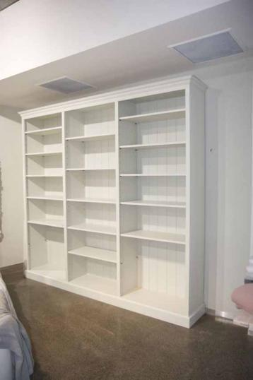 10-13 - Painted Bookcase