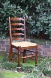 4-83 - English Ladderback Chair