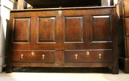 73-66 - Mule Chest or Coffer