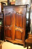 73-84 - French 18th century Armoire