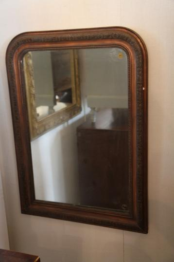 Bronze French Mirror
