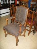 74-15 - New Louis XIV Dining Chairs