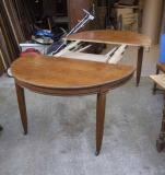 75-17 - Oak Dining Table