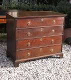 75-42 - George I Oak Chest of Drawers