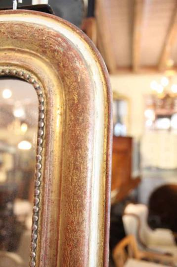 Small Louis Philippe Mirror