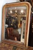 74-59 - Small Louis Philippe Mirror
