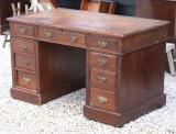 76-28 - Walnut Desk