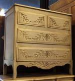 76-42 - Three-drawer Chest of Drawers
