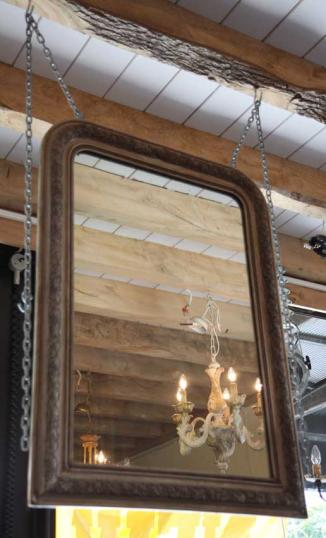 Louis Phillipe Mirror
