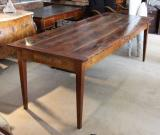 77-19 - 18th Century French Cherry Wood Dining Table