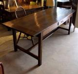 77-32 - Refectory Dining Table