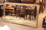 77-42 - Landscape Overmantle Mirror