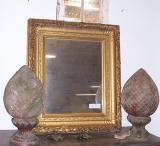 58-52 - Small French Mirror