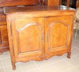 77-45 - Oak French Dresser Base