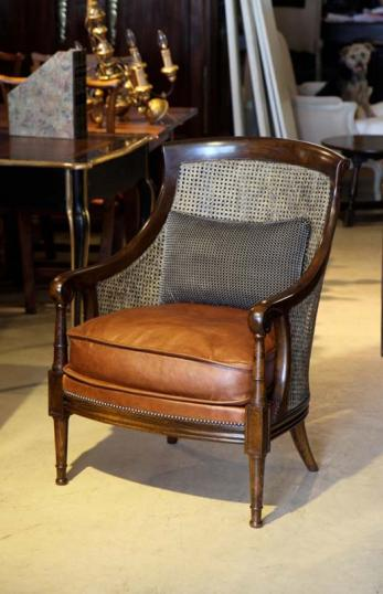 77-84 - French Bergère Chair