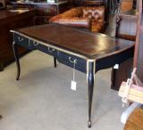78-07 - Black Painted Bureau de Plat