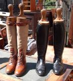 78-21 - Vintage Riding Boots