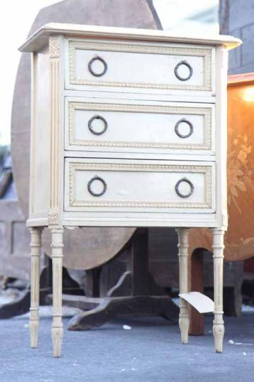 78-32 - Pair of French Painted Chests