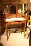 78-54 - Walnut Dressing Table
