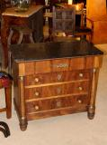 79-01 - Small French Empire Commode