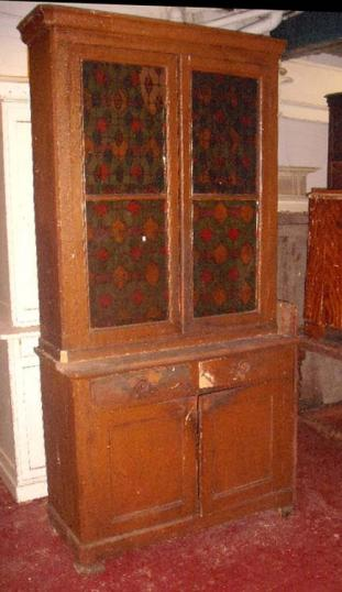 79-12 - French Cupboard-Two parts