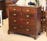 79-23 - Georgian Chest of Drawers