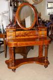 11-01 - Important Norrie New Zealand Colonial Kauri Dressing Table