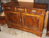 79-45 - French Walnut Dresser