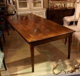 79-59 - French Provincial Dining Table