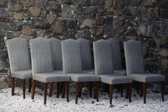 79-80 - Upholstered Dining Chairs