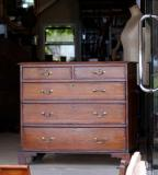 79-85 - George III Chest of Drawers