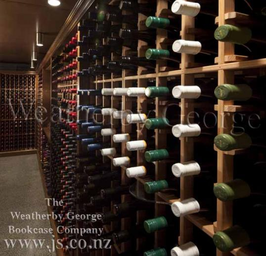 Wine Cellar by Weatherby George