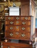 80-62 - Queen Anne Period Chest of Drawers
