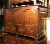 80-94 - George I Coffer/Mule Chest
