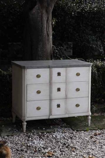 81-82 - Swedish Commode (Chest of Drawers)
