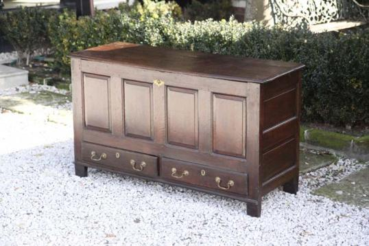 74-10 - Mule Chest or Coffer