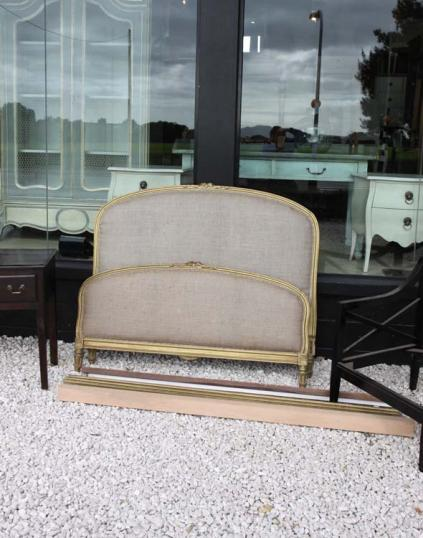 Antique French Louis XVI Bed