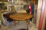 82-77 - Cherrywood Drop Leaf Table