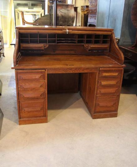 Cutler Roll Top Desk