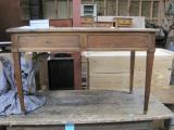 83-81 - French Mahogany Desk