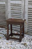 84-16 - Charles II Style Jointed Stool