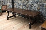 2399 - Spanish Style Refectory Table