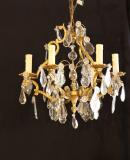 84-73 - Small Six Light Chandelier