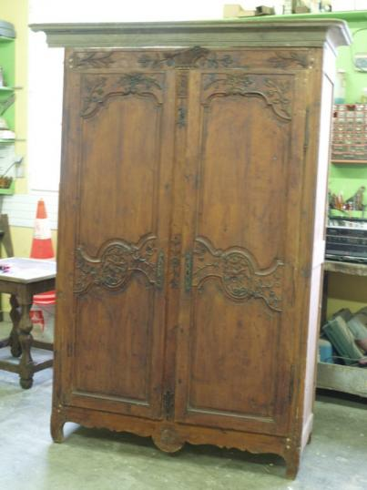 85-3 - French Armoire