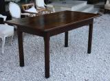 85-10 - French Chestnut Dining Table