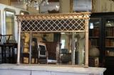 84-98 - Regency Overmantle Mirror